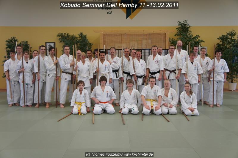 Kobudo Lehrgang 11.-13.02.2011