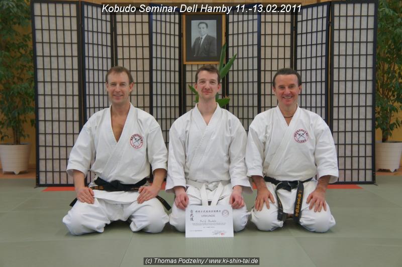Kobudo Prüfung 13.02.2011