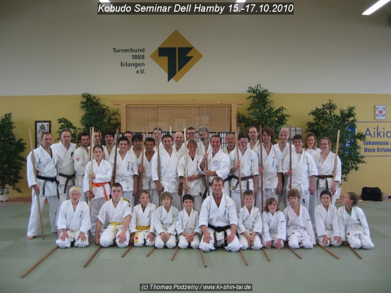 Kobudo Lehrgang 15.-17.10.2010