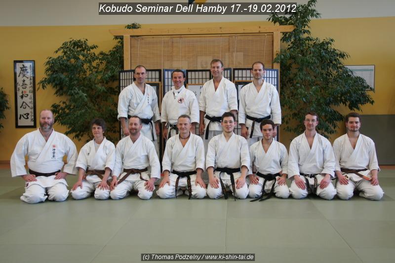 Kobudo Prüfung 19.02.2012
