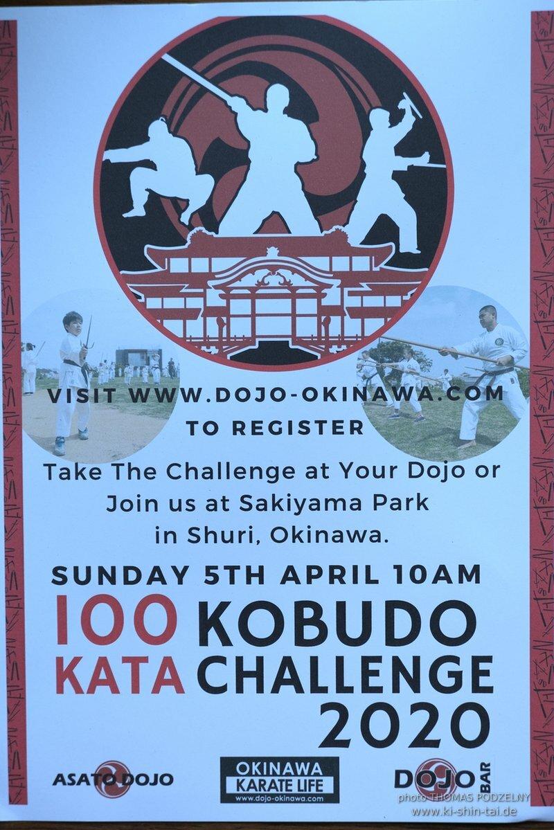 100 Kobudô Kata Challenge 2020