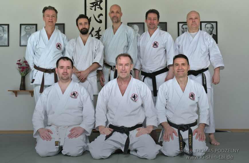 Kobudô Dokokai Seminar März 2020
