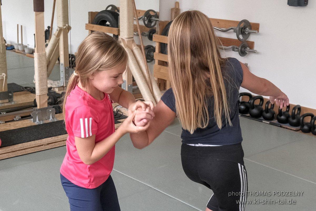 Ferienprogramm Sommer 2021 Aikido-Kids