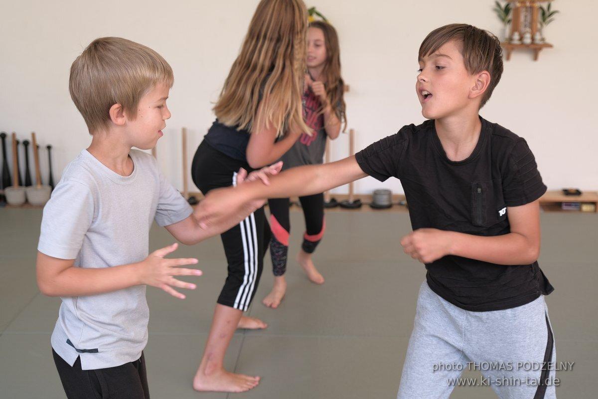 Ferienprogramm Sommer 2021 Karate-Kids