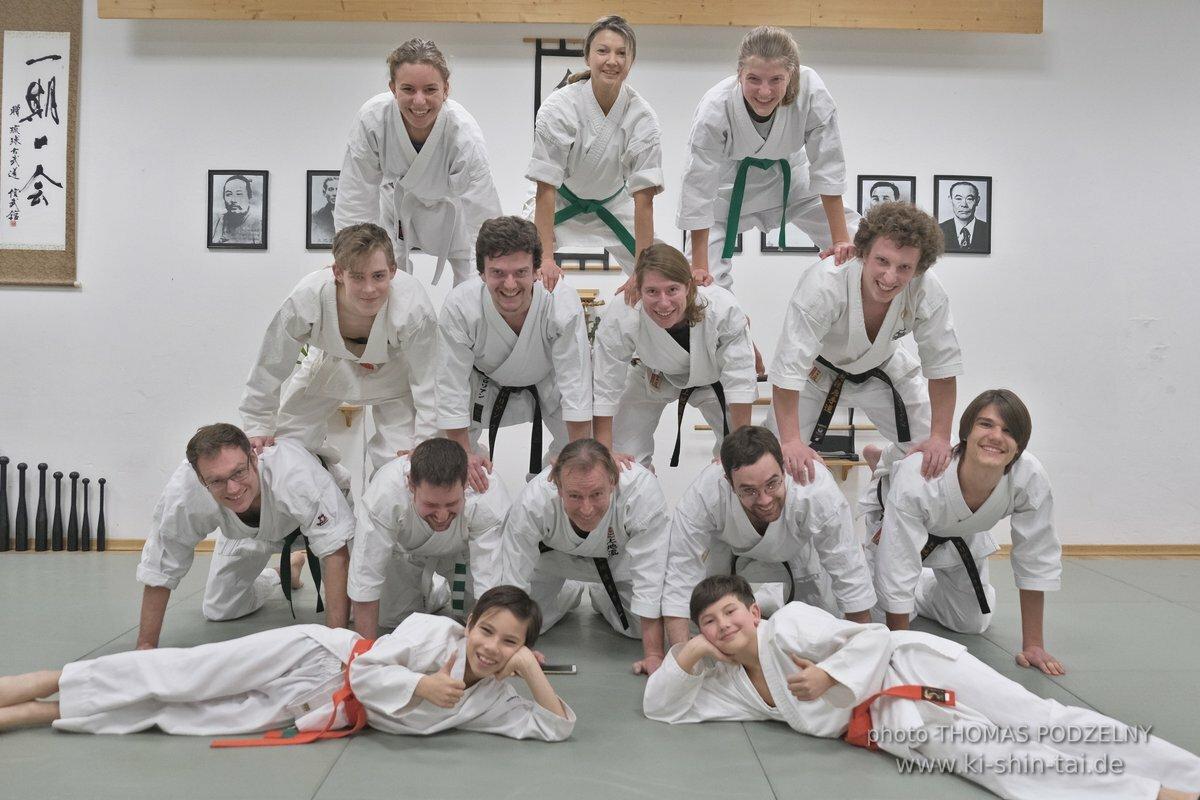 Karate und Kobudô Jahreseröffnungslehrgang 'Kagami Biraki & Shinnenkai 2020'