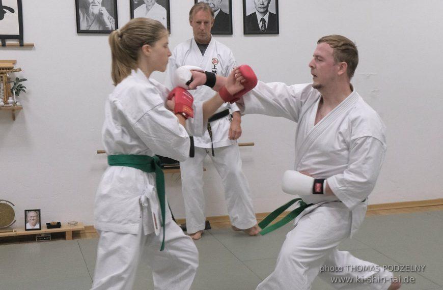 Karate Kyu Prüfungen 4.10.2019