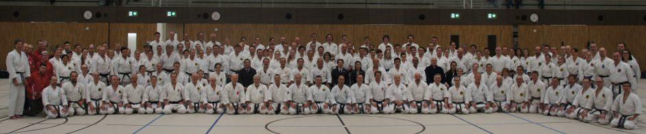 Okinawa Karate & Kobudo Großmeister in München 2018