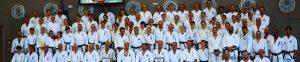 Karate Lehrgang mit Kiyohide Shinjo 9.Dan in Bad Kissingen 2018